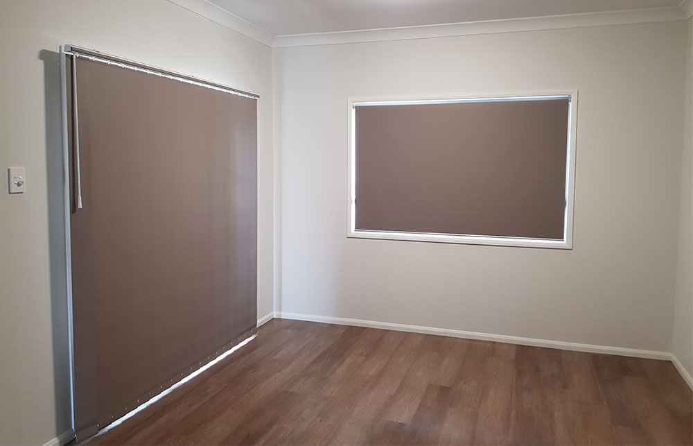 roller blinds brisbane bedroom