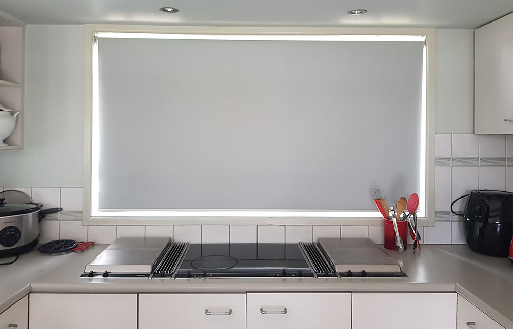 roller blinds brisbane litchen