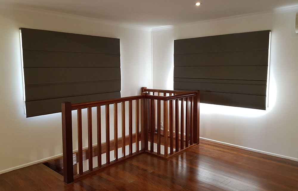 roman blinds brisbane family